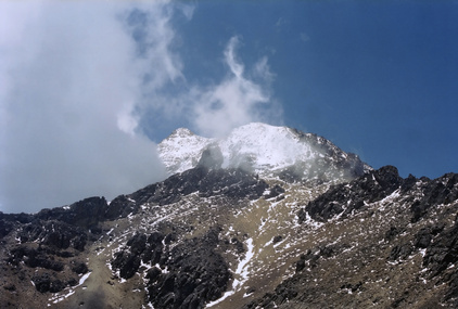 Iztaccihuatl Vulkan Mexiko