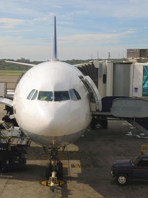 Flughafen Mexiko