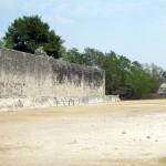 Ballspielplatz in Chichen Itza