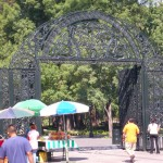 Tor zum Capultepec Park