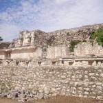 Kabah Tempel Mexiko