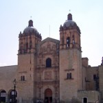 Kirche Santo Domingo in Oaxaca