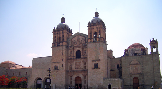 Kirche Santo Domingo in Oaxaca