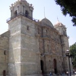 Kathedrale in Oaxaca