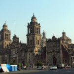 Kathedrale Mexico City
