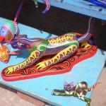 Kinderspielzeug in Mitla