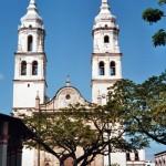 Kirche am Zocalo