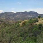 Landschaft bei Tehuantepec