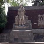 Mayagerrscher Denkmal im Chapultepec Park 1