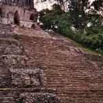 Pyramiden in Palenque (2)