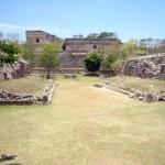Ballspielplatz von Uxmal
