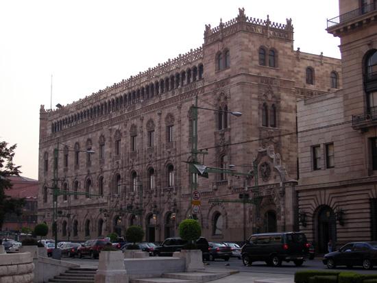 Hauptpost von Mexiko City